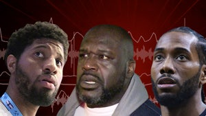Shaquille O'Neal Says Clippers Have To Trade Paul George If They Wanna Win NBA Title