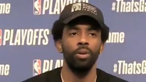 Kyrie Irving Hopes Boston Celtics Fans Can Refrain From Racist Heckling During Playoffs