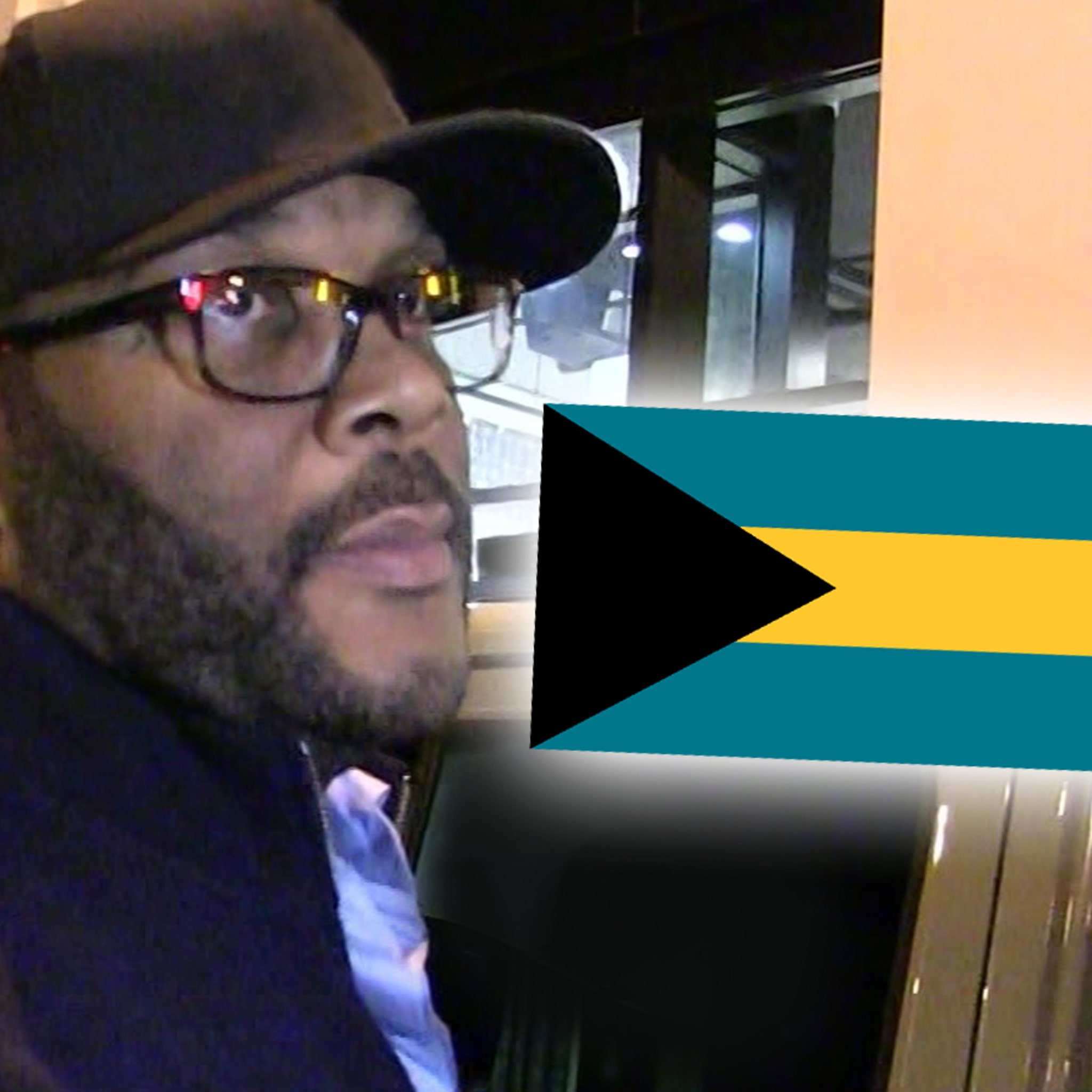 Tyler Perry Delivering Hurricane Relief to Devastated Bahamas