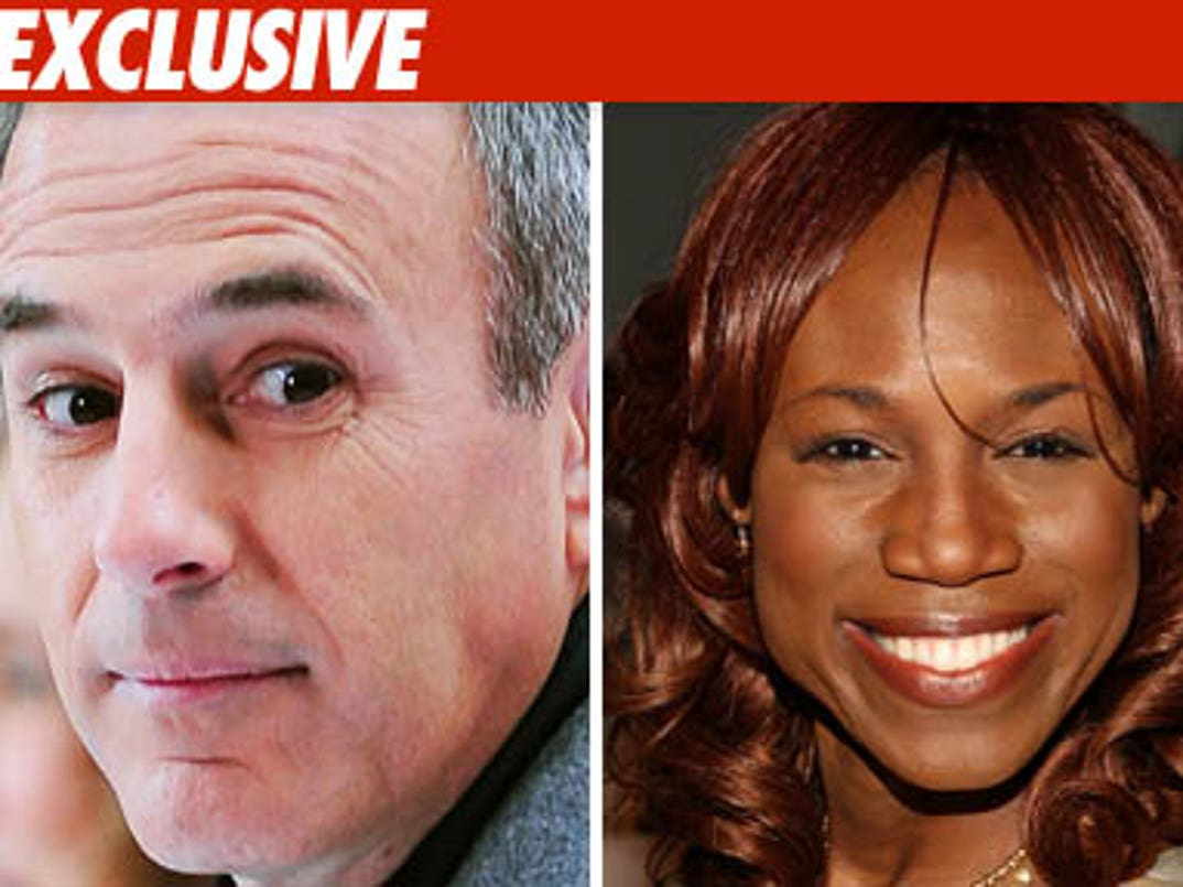 Woman Denies Affair with Matt Lauer