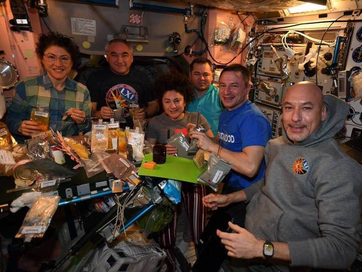 How Astronauts Are Eatin' In Space