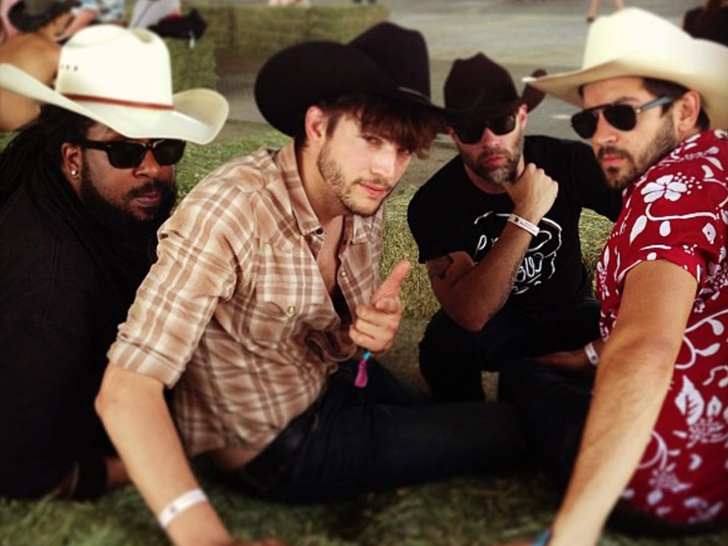 Stars At Stagecoach Festival
