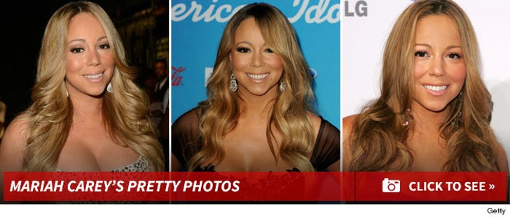 Mariah Carey -- Through The Years