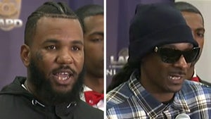 The Game & Snoop Dogg -- L.A. Peacemakers (VIDEO)