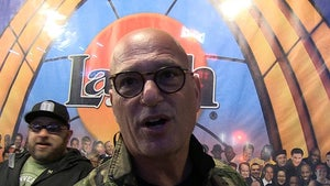 Howie Mandel Offers Mel B a New Nanny for Next Season of 'AGT' (VIDEO)