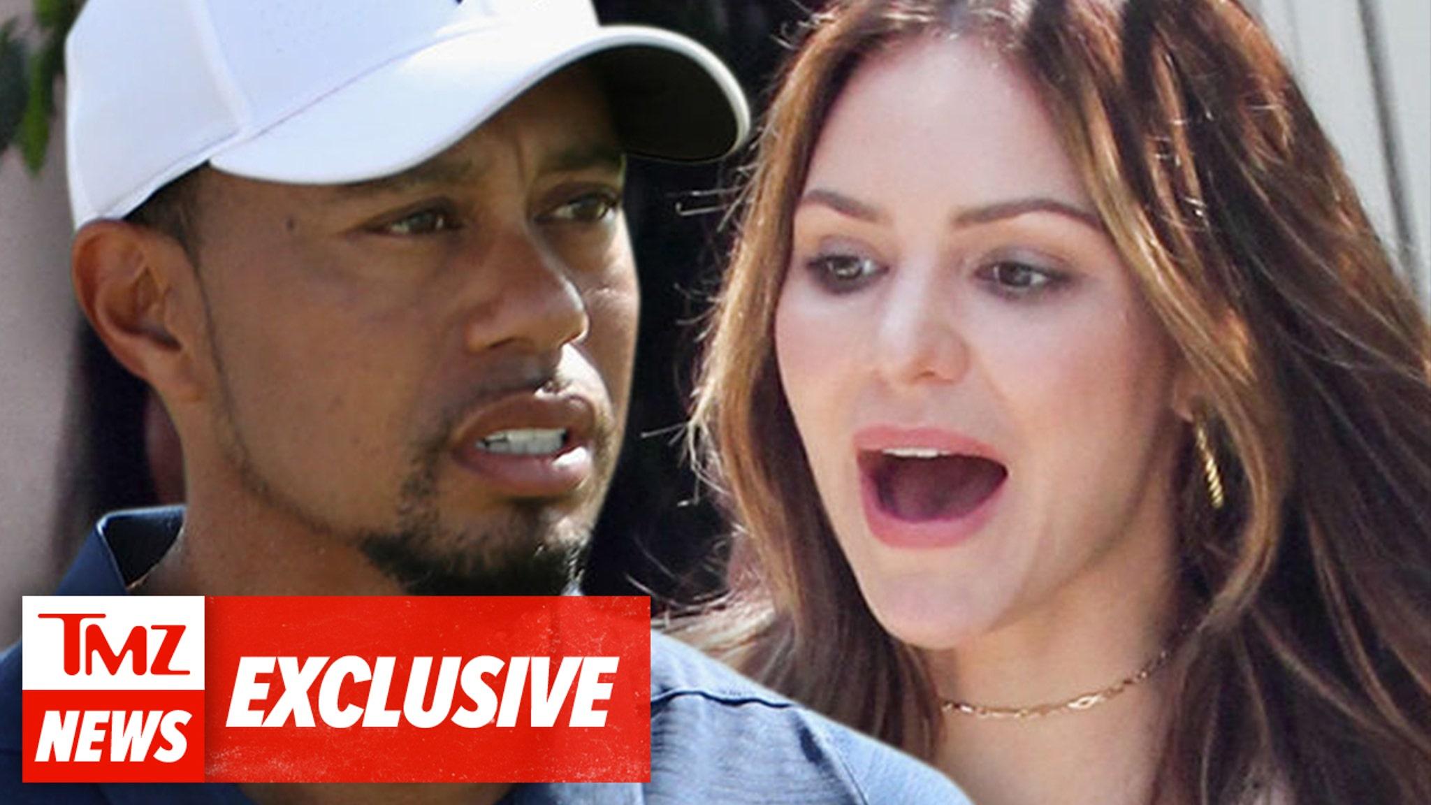 Tiger Woods, Katharine McPhee Declare Legal War Over Nude