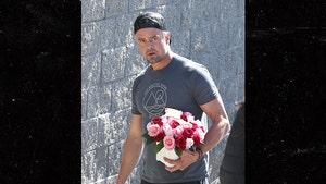 Josh Duhamel Visits Fergie with Roses, Son After National Anthem Disaster
