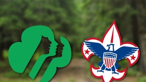 The Girl Scouts Sue the Boy Scouts for Confusing Parents
