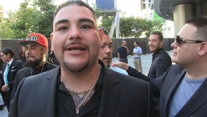 Andy Ruiz on Anthony Joshua Rematch, I've Got Some Demands!