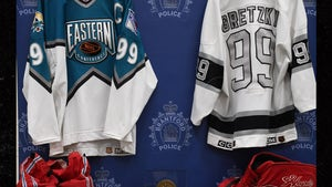 Priceless Wayne Gretzky Items Recovered After Heist At NHL Legend's Father's Home