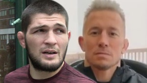Khabib Would Likely Unretire To Fight GSP, Says Manager Ali Abdelaziz