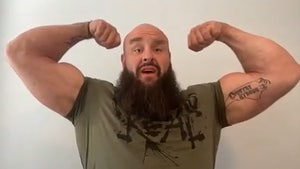 WWE Superstar Braun Strowman Says He Still Deals W/ Body Dysmorphia After Losing 45 Lbs