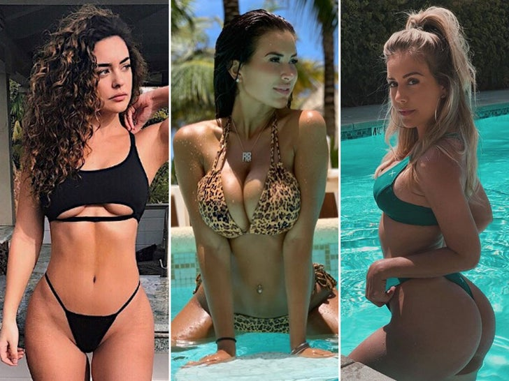 Thanksgiving NFL WAGS -- A Lot To Be Thankful For!