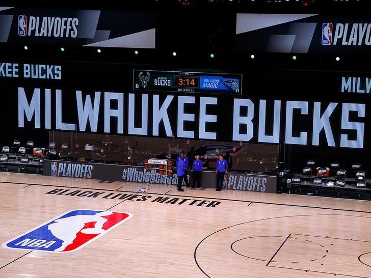 Bucks Boycott Playoff Game Over Jacob Blake Shooting
