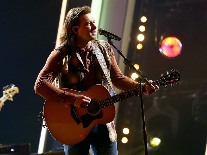 Morgan Wallen Performance Photos