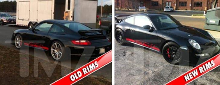 Ryan Dunn's Porsche -- Car Built for Speed
