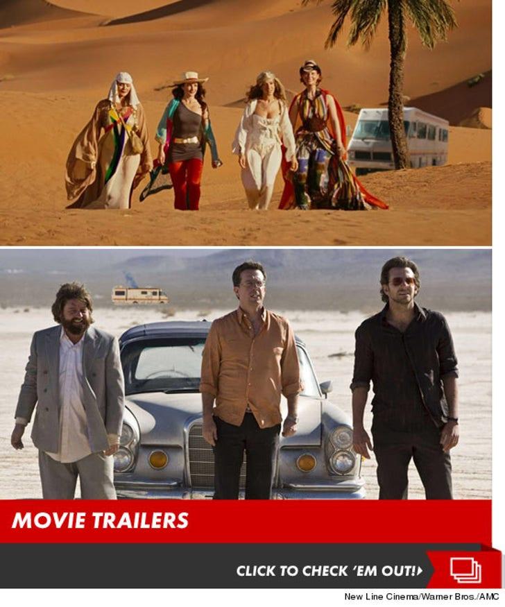 """""""Breaking Bad"""" -- Movie Trailers!"""