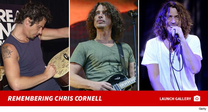 Remembering Chris Cornell
