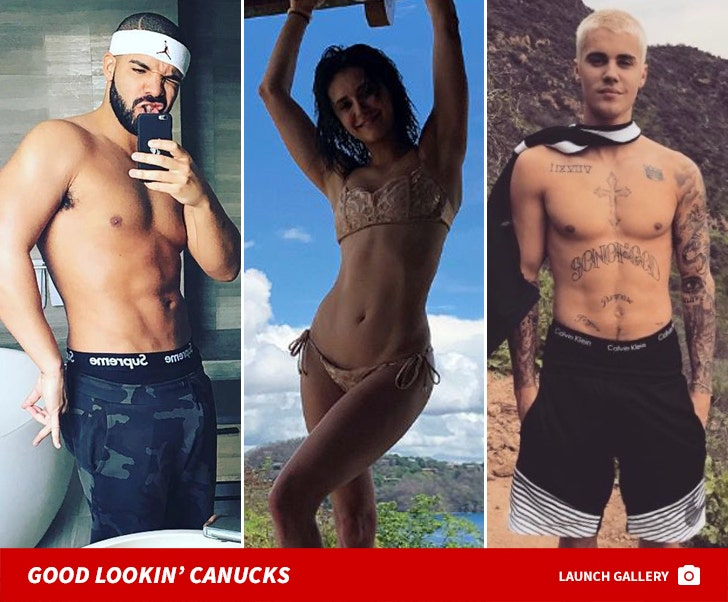 Sexy Canadian Stars