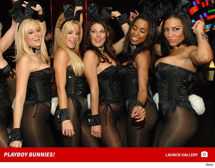 Playboy Bunnies!