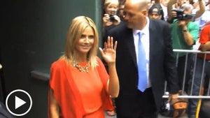Heidi Klum Gives NEW Bodyguard a Shot