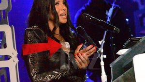 Toni Braxton -- Lupus Can't Stop Me (VIDEO)