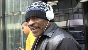 Mike Tyson Loves the Paul Brothers, But Floyd Is Gonna Kill 'Em Both!