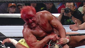 Ric Flair Barbed Wire Bat From '06 Match Vs. Mick Foley Sells For $20K
