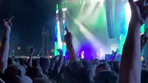 MGK Flipped Off, Booed At Louder Than Life Festival