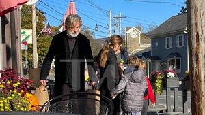Alec Baldwin and Family Laying Low in Small Town After 'Rust' Shooting