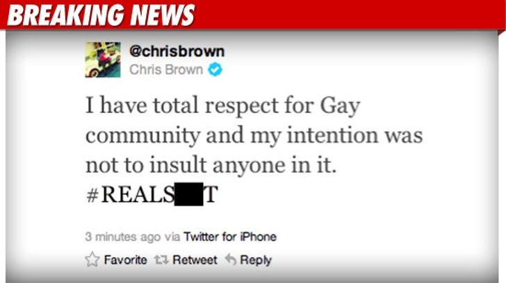 Gay insult