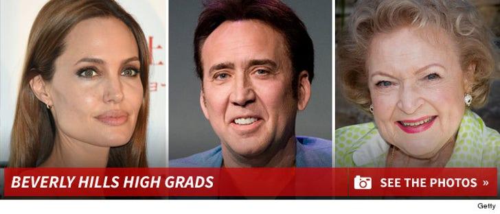 Beverly Hills High Grads