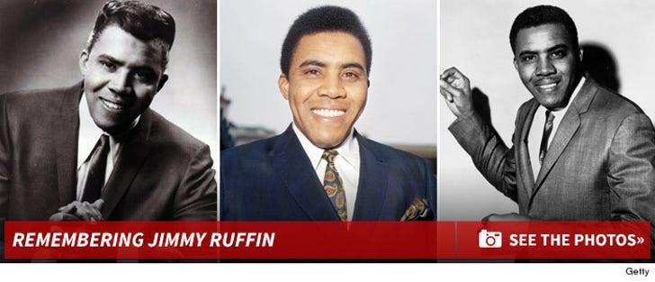 Remembering Jimmy Ruffin