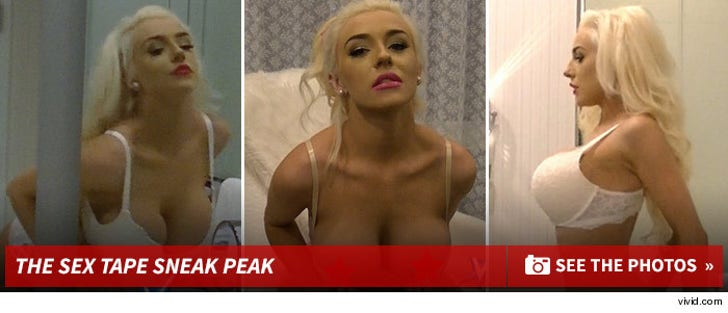 Courtney Stodden's Sex Tape Photos