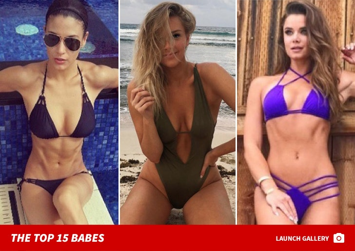 Sports Illustrated Swim Search -- Top 15 Models