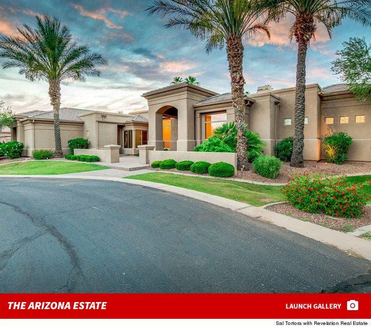 Tyrann Mathieu Selling Arizona Home