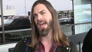 'Walking Dead' Star Thomas Payne Says 'Jesus' Was Always Gay (VIDEO)