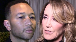 John Legend Says Don't Get Mad Felicity Huffman Got Light Sentence