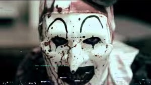Art The Clown in 'All Hallows' Eve' 'Memba Him?!