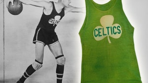 Ultra Rare 100-Year-Old BBall Jersey Hits Auction, Expected To Get $250K!