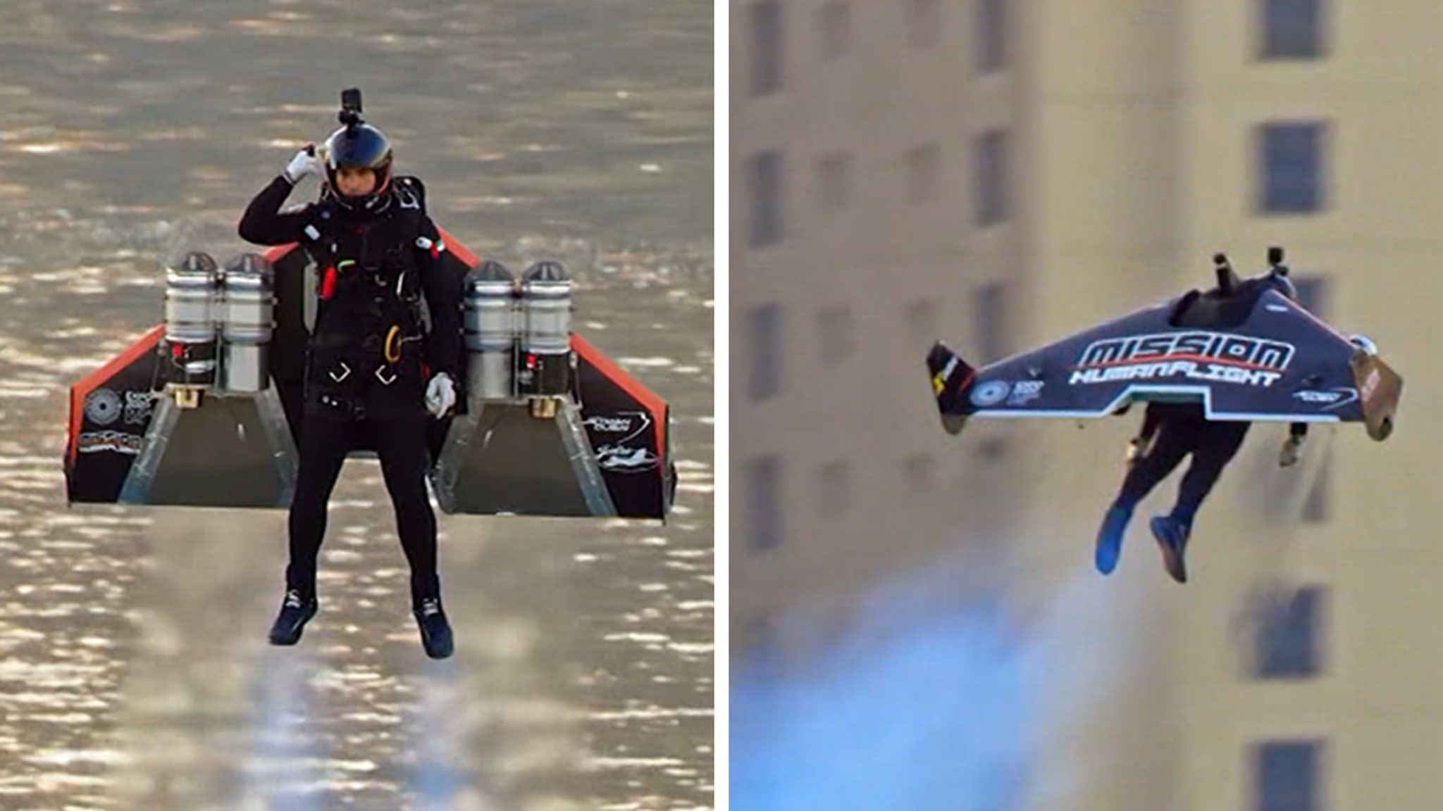 Dubai Company Debuts New Jetpack That Looks Straight Out of a Movie