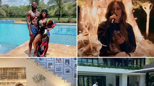 Celebs Quarantining On Video is Like the New 'Cribs'