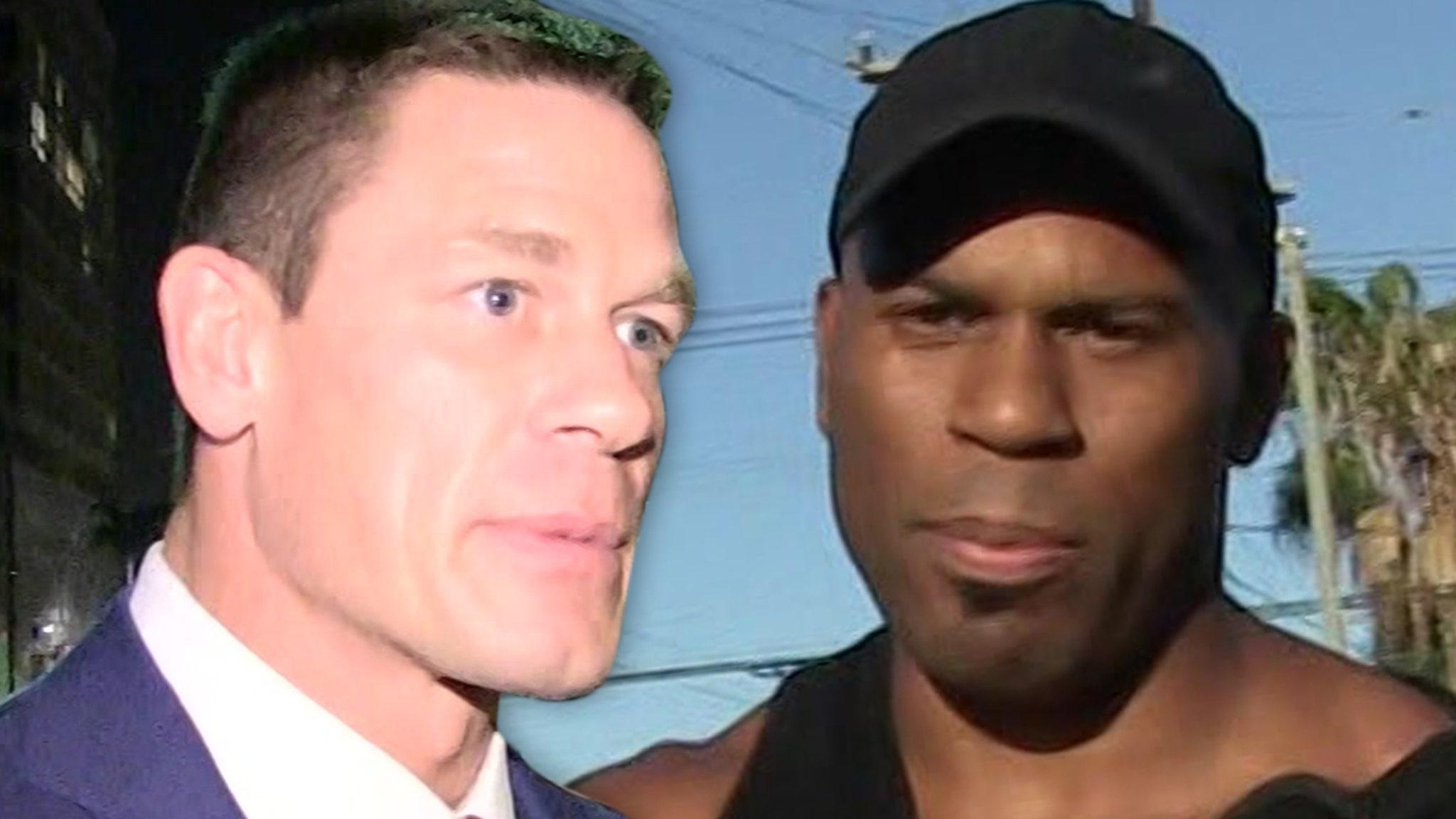 John Cena May Be Secret Donor to Shad Gaspard's GoFundMe