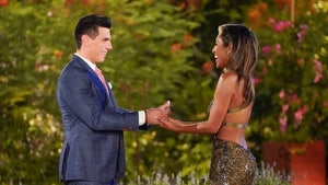 'Bachelorette' Suitor Peter Giannikopoulos Gets COVID News, Crashes Car