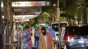 Rita Ora Intercepted by Australian Airport Cops, Forced to Quarantine