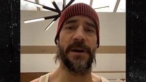 CM Punk Warns Jake Paul, Don't Doubt Ben Askren's Striking, I've Trained with Him!