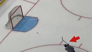 NHL Star John Tavares Back On Ice Just 1 Week After Horrifying Head Injury