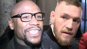 Floyd Mayweather Trolls Conor McGregor Over Broken Leg, 'Ya'll Got It Twisted!'