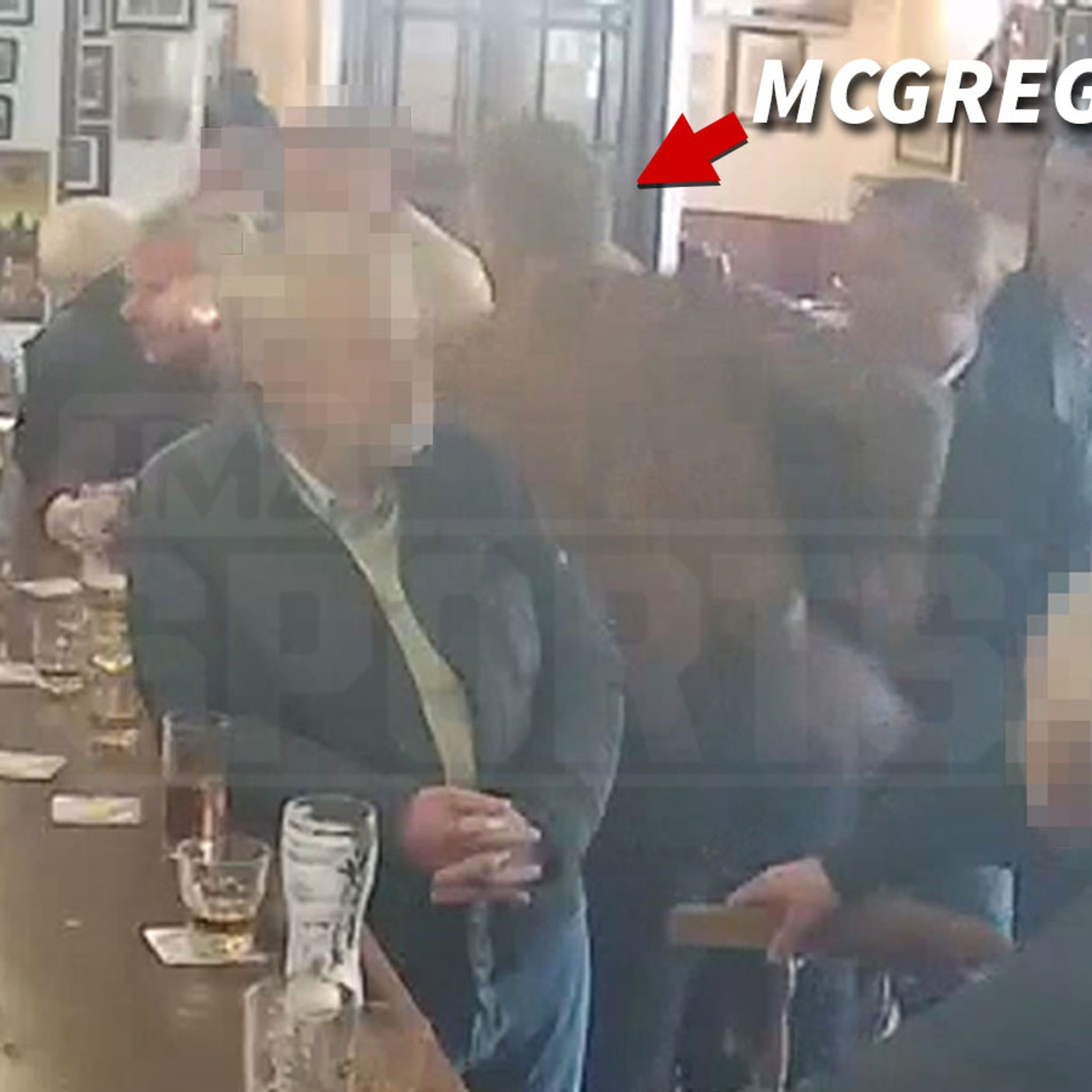 Conor McGregor Facing Judge In Pub Attack, Reportedly Charged with Assault