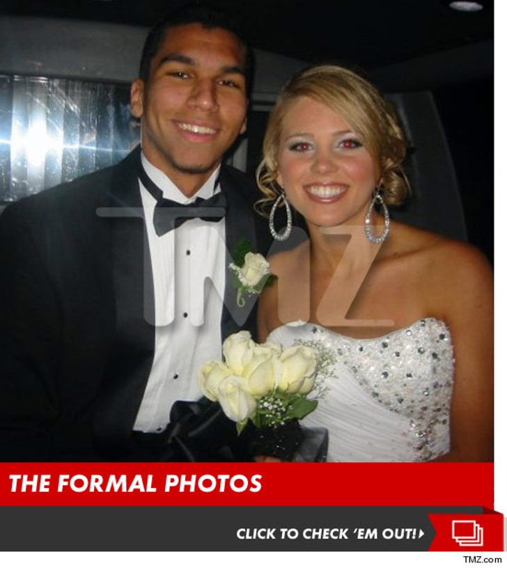 'Big Brother' Contestant Aaryn Gries -- The Prom Pics